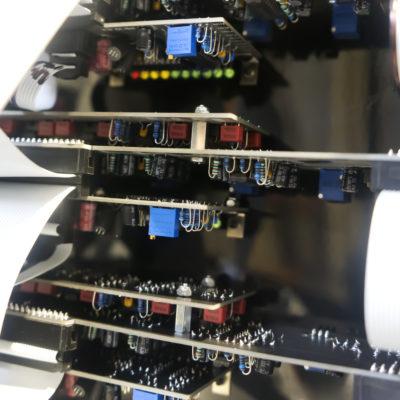 ULISSE inside PCB